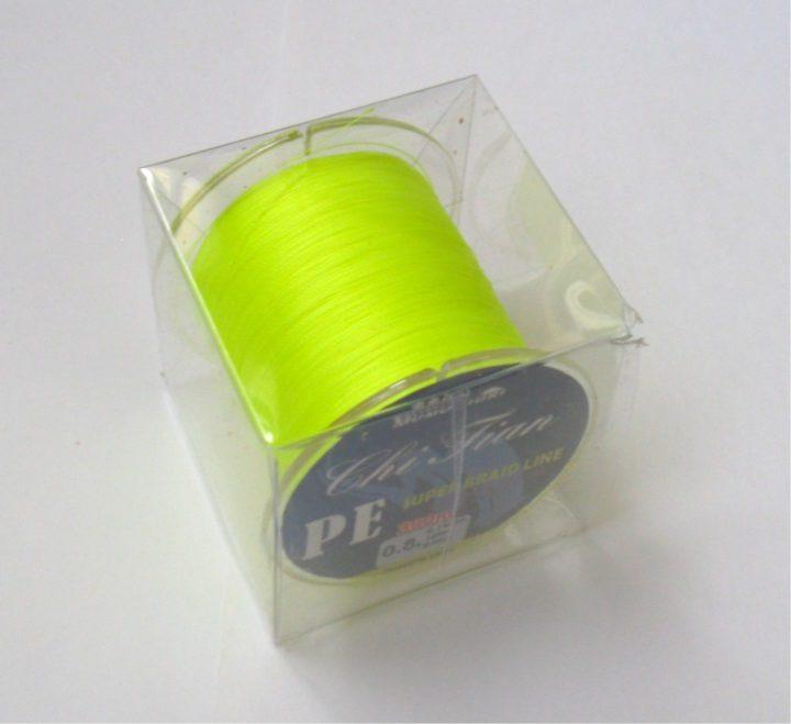 Китайская плетеная леска