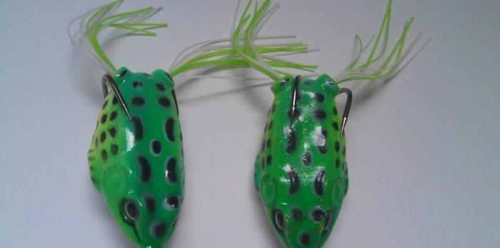Тюнинг лягушки