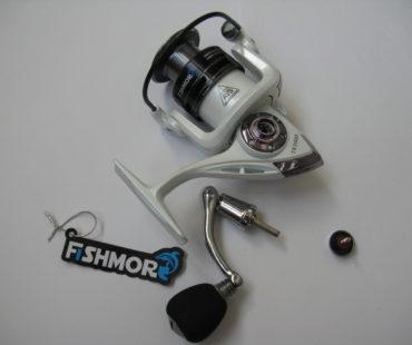 Китайская безынерционная спиннинговая катушка Fishmore Taurus TR-3000