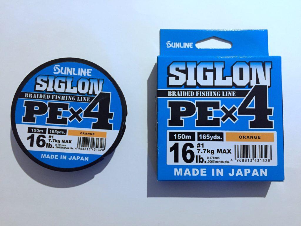 Sunline Siglon PEx4 1 16 lb